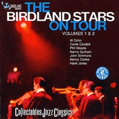 THE BIRDLAND STARS ON TOUR VOLUMES 1 & 2