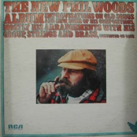 THE NEW PHIL WOODS ALBUM