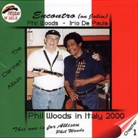 PHIL WOODS IN ITALY 2000 Chapter 1 ENCONTRO (On Jobim)